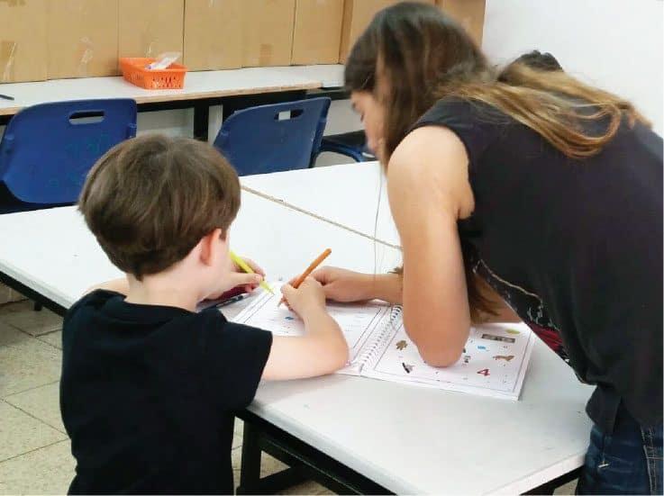 וידאו אודות שיטת הלימוד