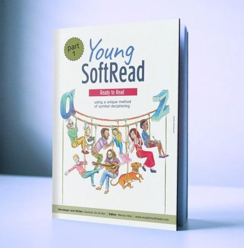 ספר לימוד אנגלית לילדים קטנים 4-7