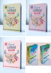 חבילה ספרי YOUNG 1+2+3 יחד עם משחקי ה ABC